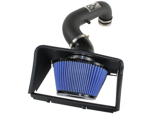 aFe Power Magnum FORCE Stage-2 Pro 5R Cold Air Intake System - Ram 1500/2500 V8-5.7L '09-12 - Gauge Performance