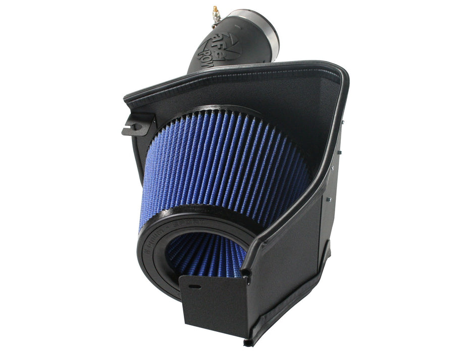 aFe Power Magnum FORCE Stage-2 Pro 5R Cold Air Intake System - Challenger/Charger SRT8 V8-6.4L '11-18 - Gauge Performance