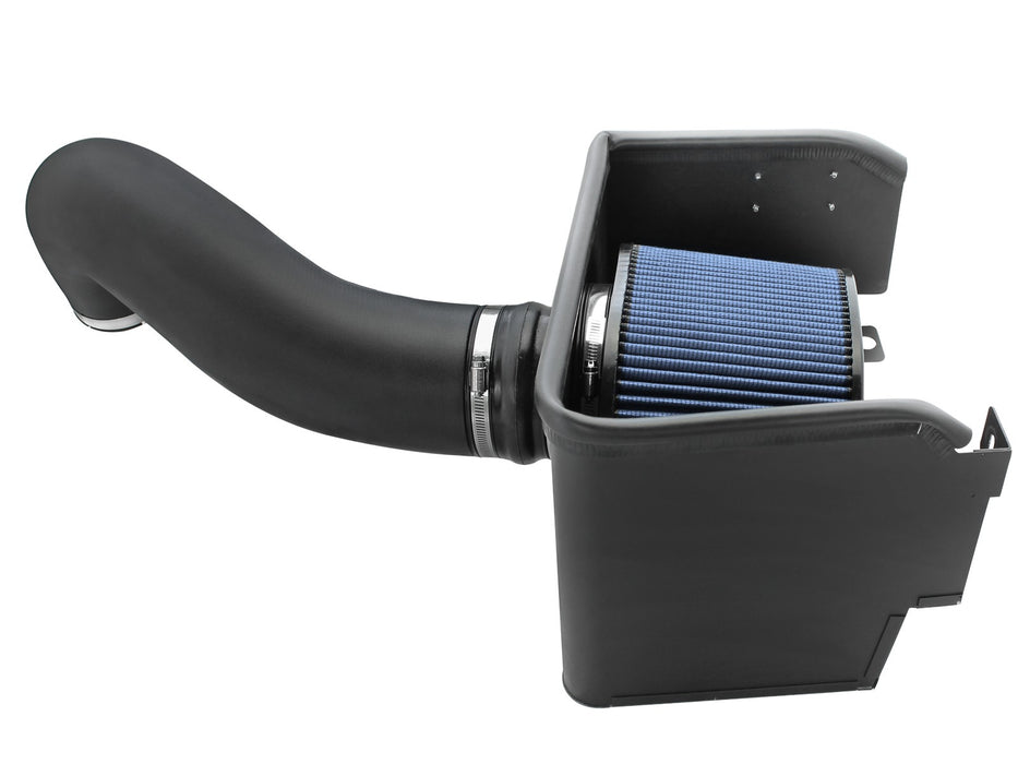 aFe Power Magnum FORCE Pro 5R Cold Air Intake System - Ram 1500 '09-18 - Gauge Performance