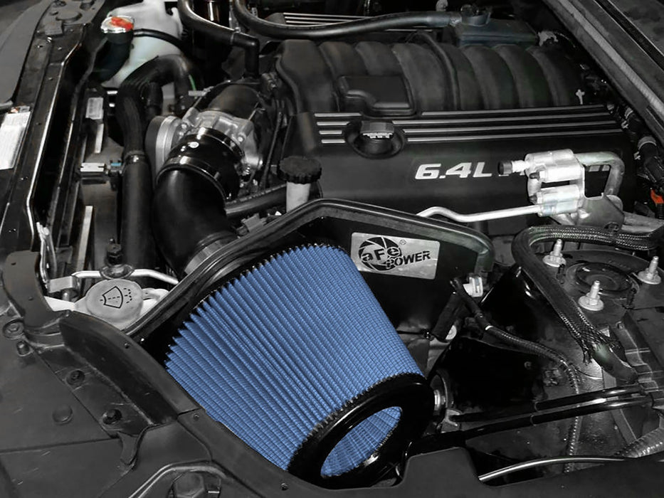 aFe Power Magnum FORCE Stage-2 Pro 5R Cold Air Intake System - Gauge Performance