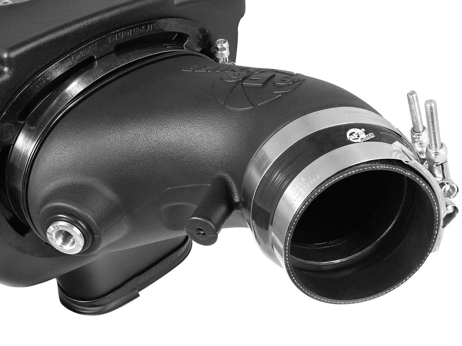 aFe Power Momentum GT Pro 5R Cold Air Intake System - Challenger/Charger SRT/SRT8 V8-6.4L 11-18 - Gauge Performance
