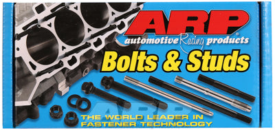 Engine Accessory Bolt Kit, 8740, Hex - Chrysler HEMI 5.7/6.1/6.4L - Gauge Performance