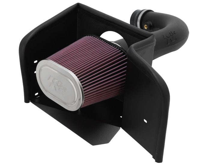 K&N 63 Series AirCharger Air Intake - Ram 1500 4.7L '08-12 - Gauge Performance