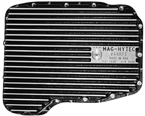 Mag-Hytec 45RFE, 545RFE, 68RFE Deep Transmission Pan - Gauge Performance