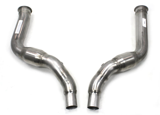 "JBA 3"" Y-Pipe (with cats) - Challenger/Charger V8-5.7L '05-16 - Gauge Performance"
