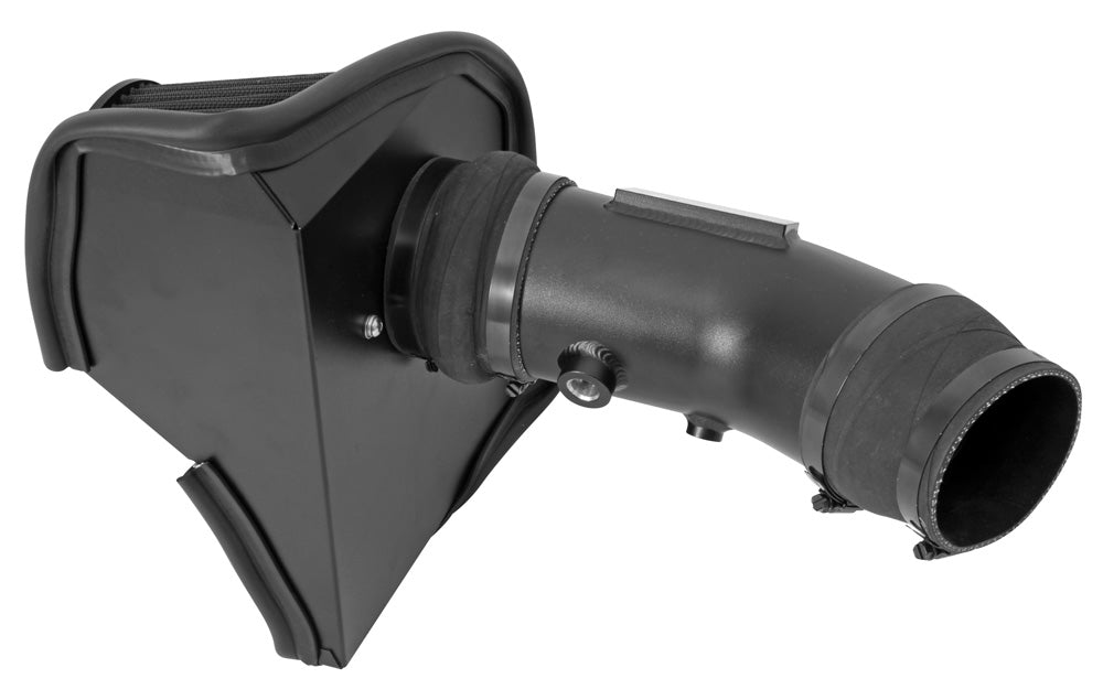 K&N Blackhawk Cold Air Intake - Challenger/Charger/300 6.4L (check descr. for years) - Gauge Performance