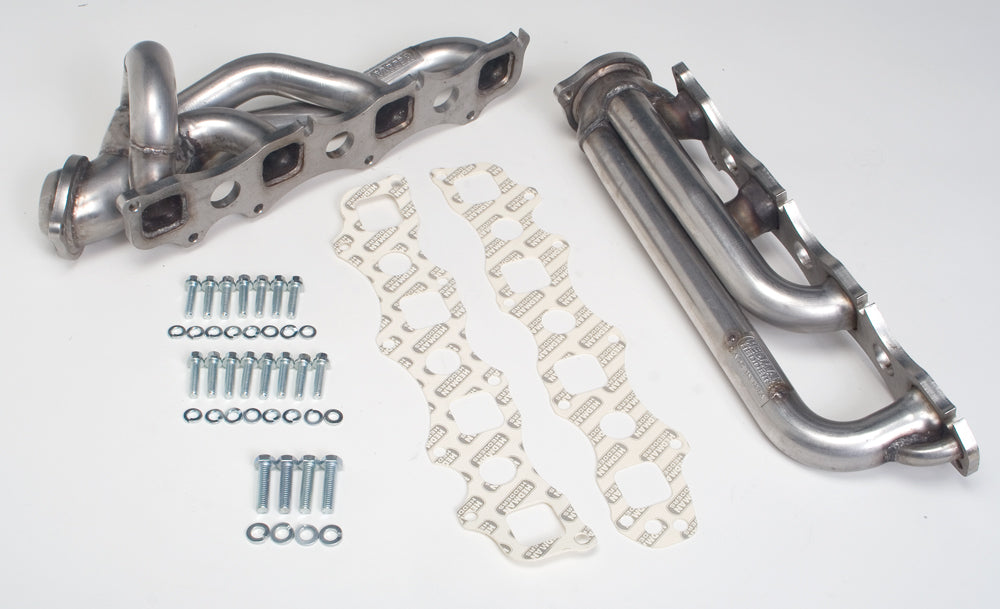 Hedman Stainless Shorty Headers - Ram 1500 '03-08 - Gauge Performance