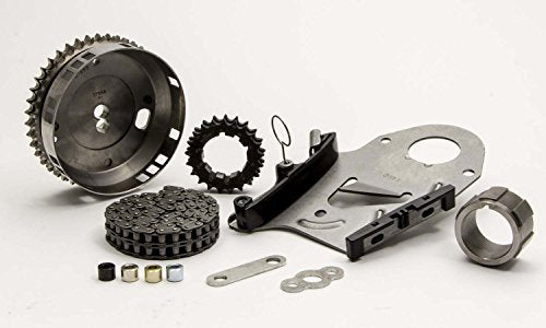 Manley 73205 Timing Chain Kit w/9 Keyway Crankshaft Sprocket - Chrysler 5.7/6.1L '03-08 - Gauge Performance