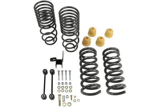 "Belltech Lowering Kit; 2/4"" w/o Drop Shocks - Std. Cab Ram 1500 '09-18 - Gauge Performance"