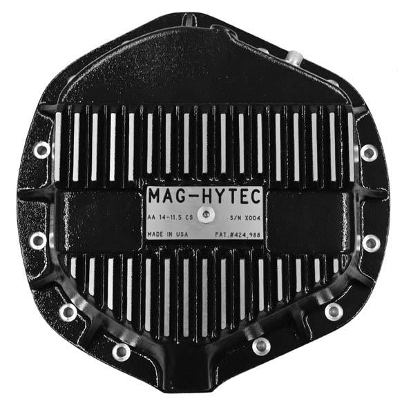 Mag-Hytec AA14-11.5 CS Rear Differential Cover - Ram 2500 '14-18 - Gauge Performance