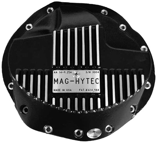 Mag-Hytec AA14-9.25-A Front Differential Cover - Ram 2500 '03-13 - Gauge Performance