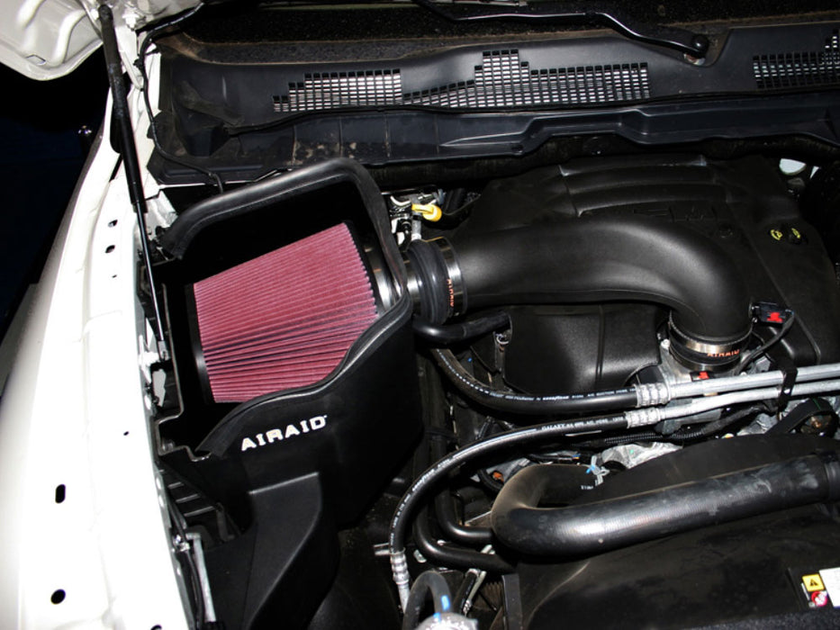 AIRAIR MXP Intake System with Tube - Ram 1500 V8-5.7L '09-12 - Gauge Performance