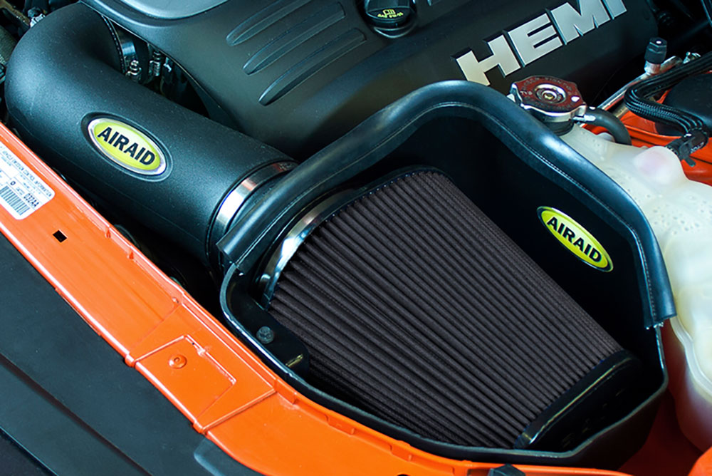 AIRAID MXP Air Intake System - Challenger/Charger/300 5.7L-V8 '11-18