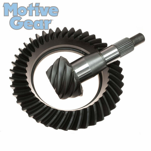 "Motive 3.21 Gears, 9.25"" Rear - Gauge Performance"