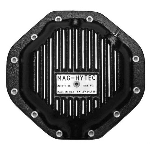 Mag-Hytec D12-9.25 Rear Differential Cover - Gauge Performance