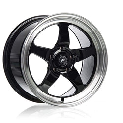 Forgestar D5 17x10 Rear Drag Wheel 5x5.5