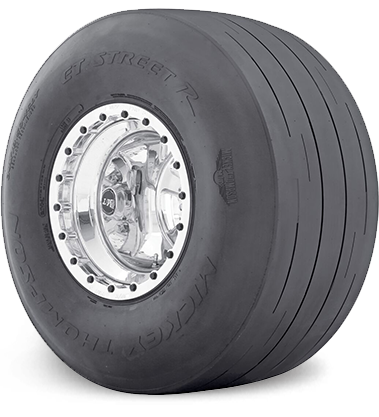 Mickey Thompson ET Street R 28 x 11.5R17 Bias-Ply Tire - Gauge Performance