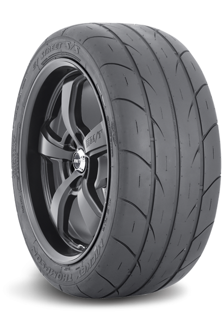 Mickey Thompson ET Street S/S P305/45R17 Radial Tire - Gauge Performance