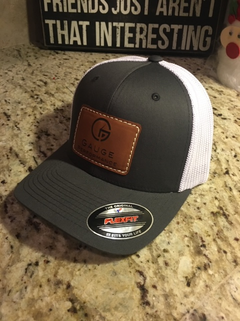 Gauge Performance Flex Fit Snap Back !!!