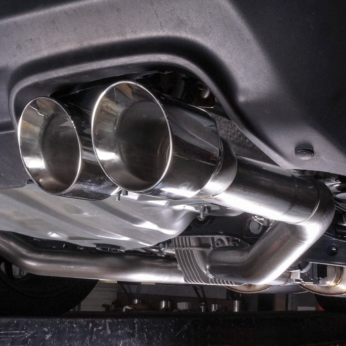 Stainless Works 2015-19 Dodge Challenger 6.2L and 6.4L Redline Catback Exhaust