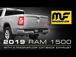 '19-up Ram 1500  Magnaflow Exhaust System