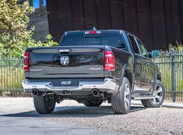 19-up Ram 1500 Borla ATAK Mid Section Exhaust