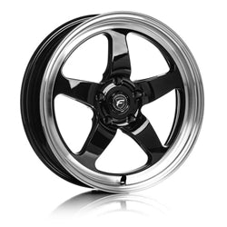 Forgestar D5 17x5 Front Drag Wheel - 5x5.5