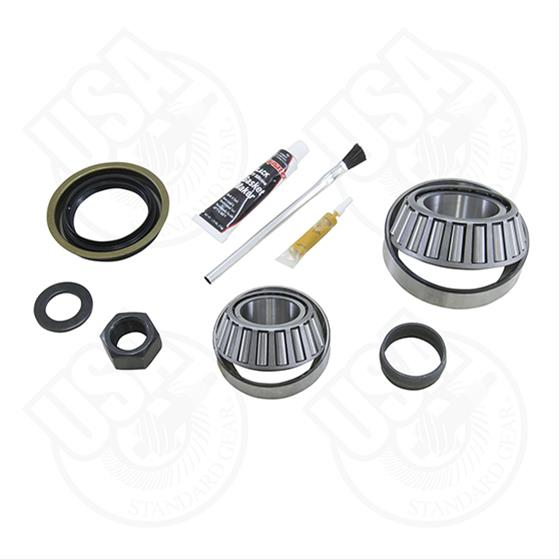 "USA Standard Ring and Pinion Gear Install Kit; 9.25"" ZF Rear - Chrysler '11-18 - Gauge Performance"