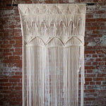 Macrame Backdrop ~ 1.2m