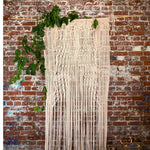 Macrame Backdrop ~ 1m