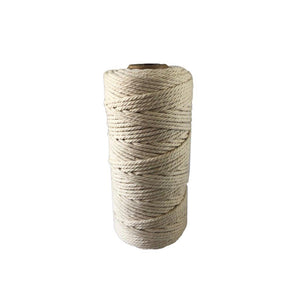 Luxury Macrame Cord ~ Natural Rope 1kg, 3mm