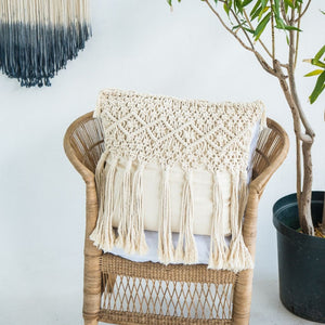 Scatter Cushion ~ Tassel
