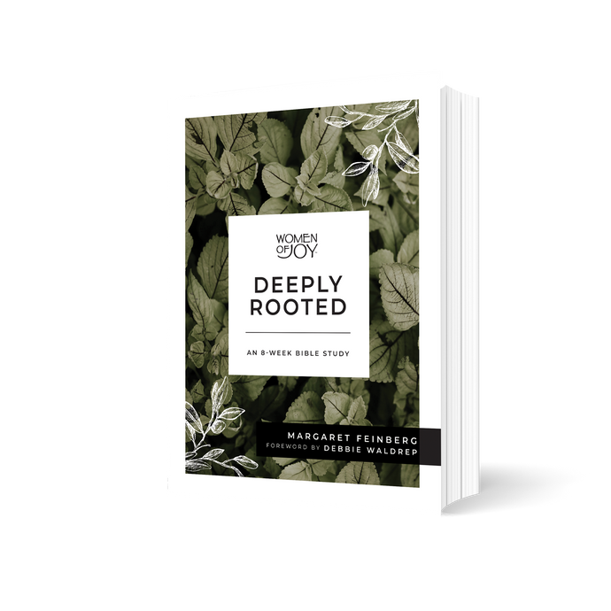 Deeply Rooted Bible Study by Margaret Feinberg