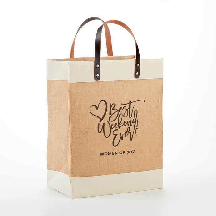 Best Weekend Ever Tote