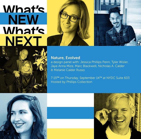 What's New What's Next | Jaye Anna Mize