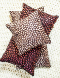 Berry Berry Pretty Set of Three Jewel Pillows ( Incudes Two 12x20 and One 10x10)