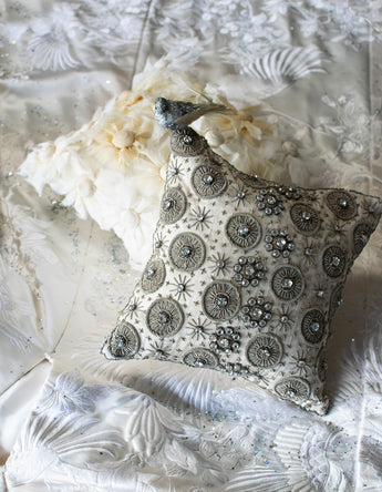 Pair of 10x10 Decorative Pillows