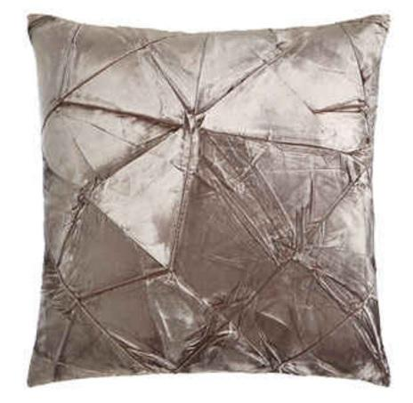 Facet Pillow in Cobble