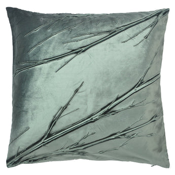Willow Pillow in Cinder