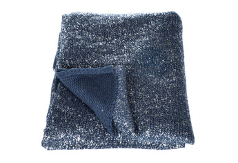 Galaxy Knit Navy Silver