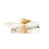 "Accented Selenite Wand Bundle 6"" (1.5lb)"