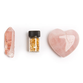 Love Potion Rose Quartz Gift Box