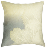 Outdoor Velvet Sea Fan Ombre Smolder on Enamel