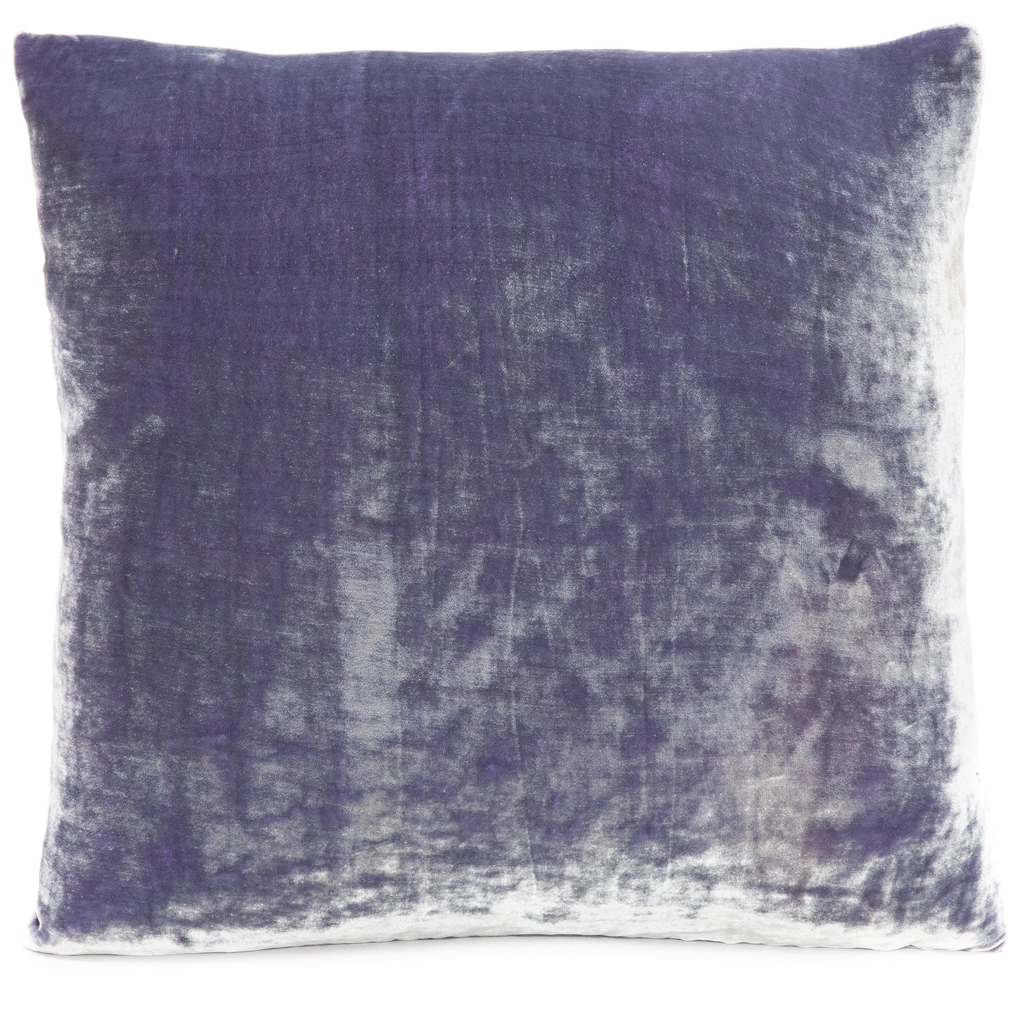 Solid Silk Velvet in Lilac