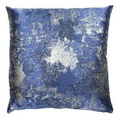 Estate Pillow in Blue