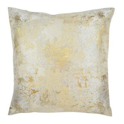 Estate Pillow in Champagne