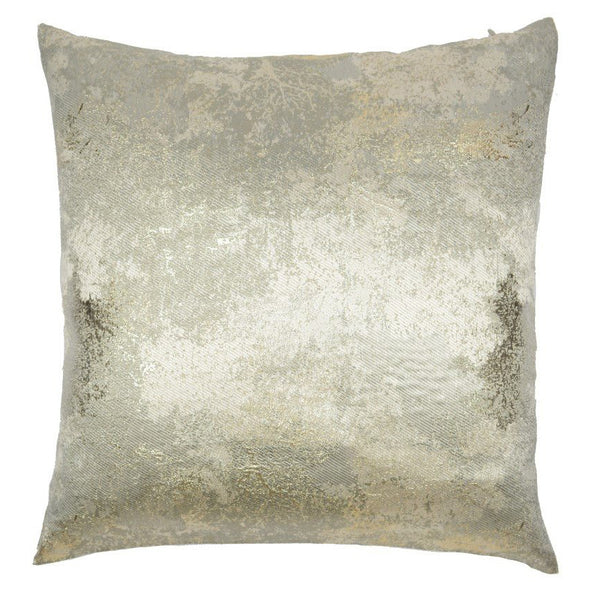 Estate Pillow in Silver