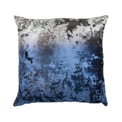 Ombre Twilight on Crushed Velvet Cobble