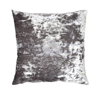 Crushed Velvet in Silver