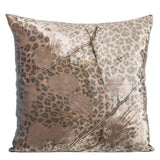 Leopard Eucalyptus Natural Cheetah on Silver